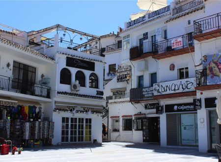 Mijas Town